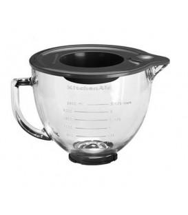 Чаша с ручкой 4,83 л стеклянная KitchenAid 5K5GB