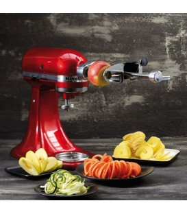 Насадка-спирализатор (очистка и нарезка фруктов и овощей) KitchenAid 5KSM1APC