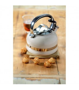 Чайник наплитный KitchenAid кремовый KTEN20SBAC