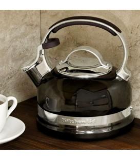 Чайник наплитный KitchenAid чёрный KTEN20SBOB