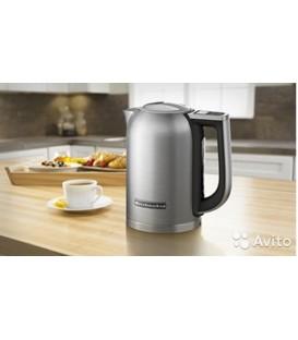 Чайник электрический KitchenAid стальной 5KEK1722ESX