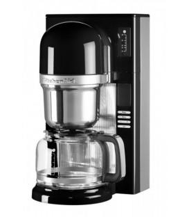 Капельная кофеварка пуровер KitchenAid чёрная 5KCM0802EOB