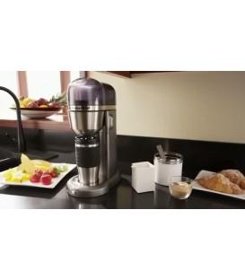 Кружка-термос для кофеварки KitchenAid чёрная 5KCM0402TMOB