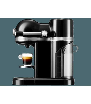 Кофемашина капсульная KitchenAid чёрная 5KES0503EOB