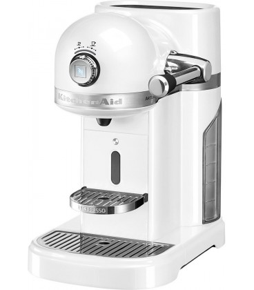 Кофемашина капсульная KitchenAid морозный жемчуг 5KES0503EFP