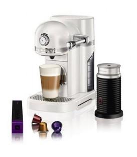 Кофемашина KitchenAid Artisan Nespresso с Aeroccino морозный жемчуг 5KES0504EFP
